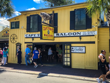Captain Tony's of Key West: Florida's most notorious saloon