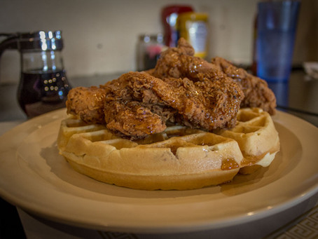 Maxine's Chicken & Waffles tastes like a hug from Grandma