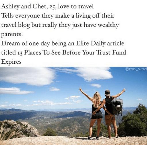 Help Stop Instagram Wanderlusters