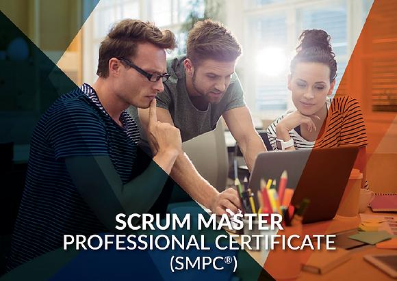 Scrum Master Professional Certificate (SMPC®)