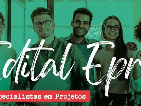 Chamada Pública para formação do  Escritório de Gestão de Projetos de Santa Catarina (Eproj)