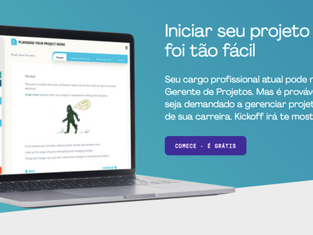 Kickoff - A sua ferramenta gratuita de gerenciamento de projetos
