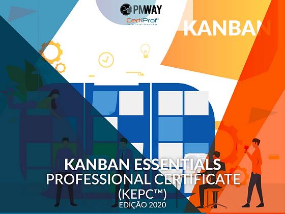 Kanban Essentials Professional Certificate (KEPC™)