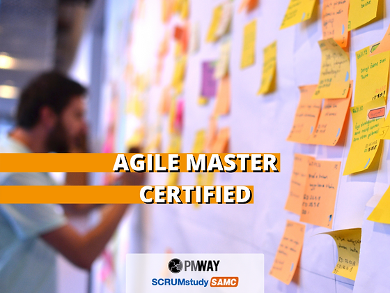 Agile Master Certified (SAMC™)