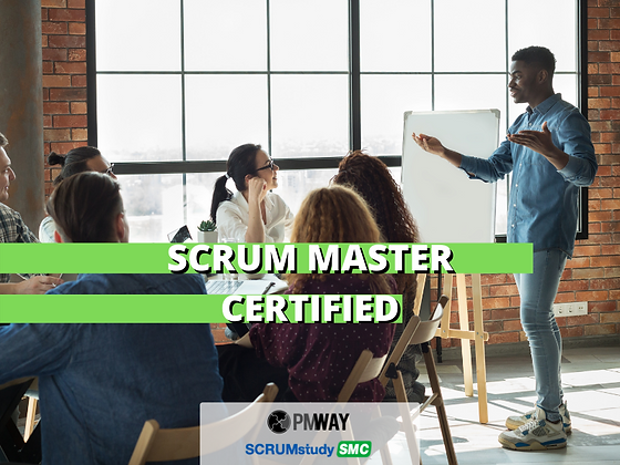Scrum Master Certified (SMC®)