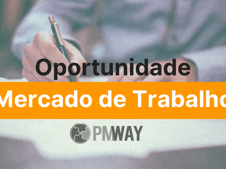 Faria Lima/SP - Oportunidade Agile Master Home Office