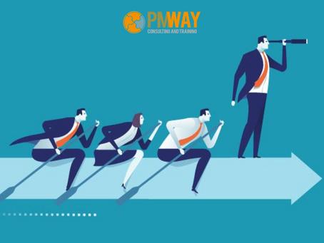 Seja um gerente de projetos e seja um líder