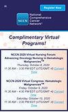 Complimentary Virtual Programs!