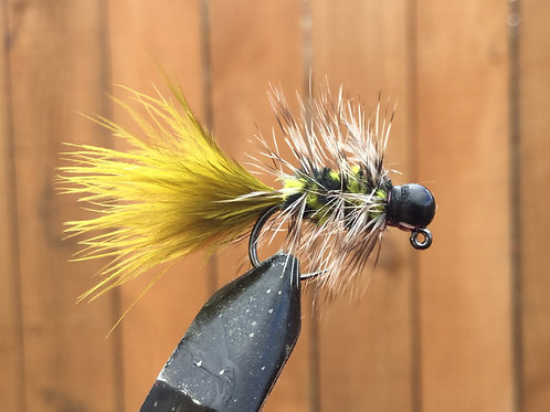 Euro Style Woolly Bugger