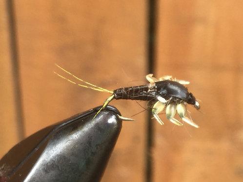 Hunters Natural Mayfly Nymph