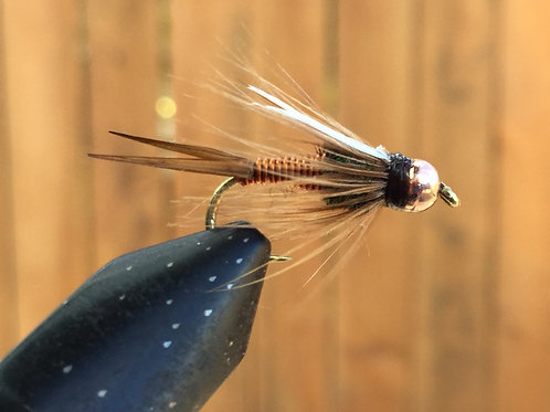 Beaded Hot Wire Prince Nymph
