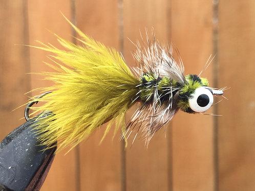 Woolly Bugger Dumbbell Intruder