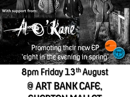 Make a withdrawal of sounds from the Art Bank on Friday!