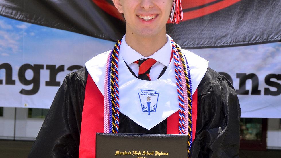 St. Michael's HS 2020 Graduation DVD