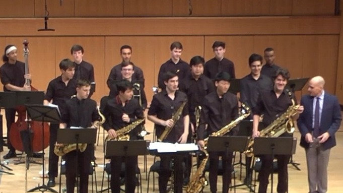 MMEA 2020 All State Senior Jazz Band Concert ~ HD Download