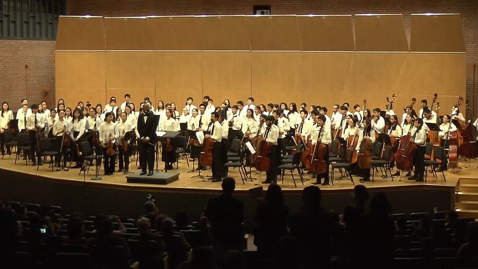 MMEA 2020 All State Junior Orchestra Concert ~ HD Download