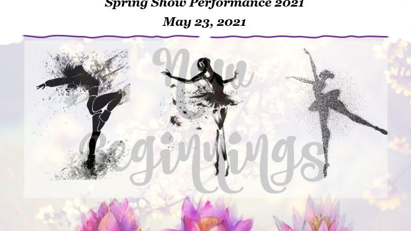 Jean Marie Dance Studio May 2021 Performance ~ HD Download