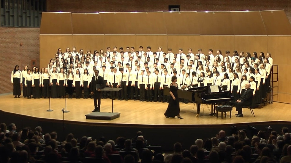 MMEA 2020 All State Junior Chorus Concert ~ HD Download