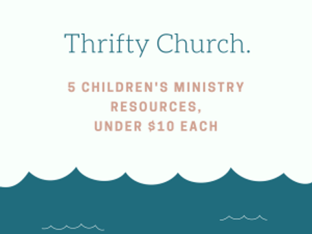 Thrifty Church