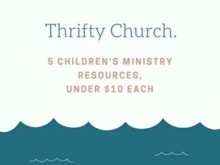 Thrifty Church