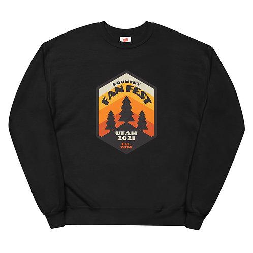 CFF Trees sweatshirt