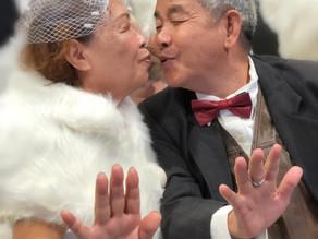 「有始不有終, 能受百樣痛」: 「愛 . 永恆」長者免費婚紗攝影義工感言