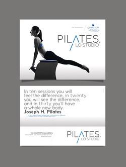 cartolina pilates