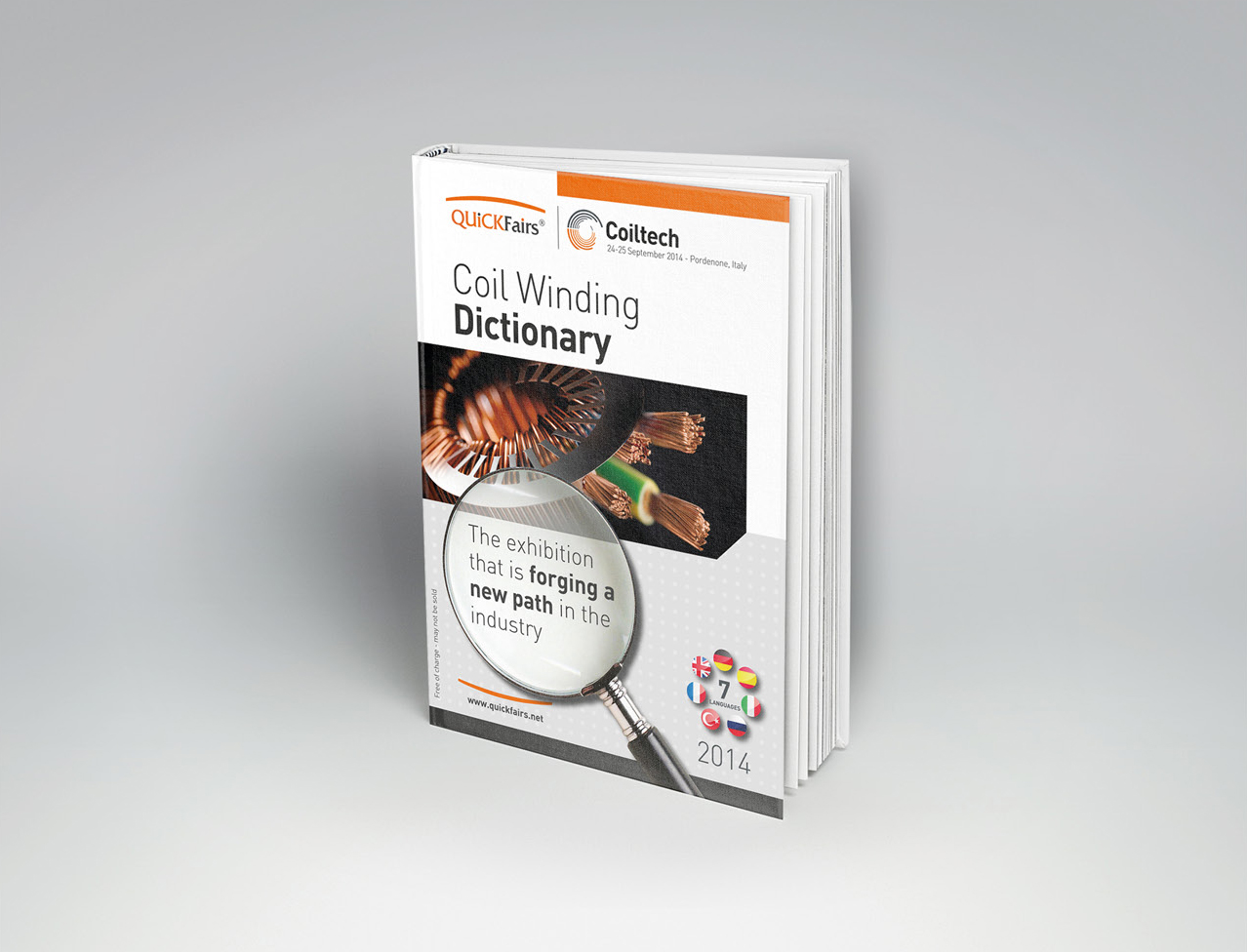 Coil Winding Dictionaty Cover