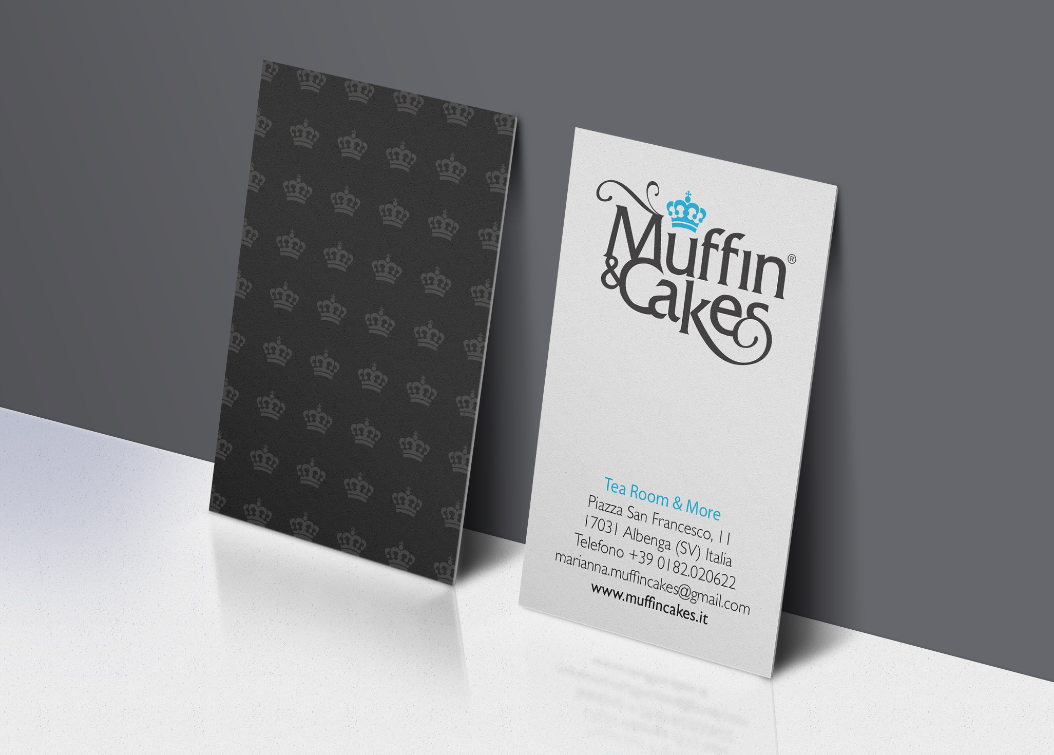 muffin&cakes® Biglietti da visita