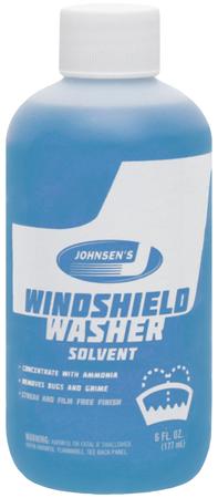 Windshield Washer Solvent 6 Oz