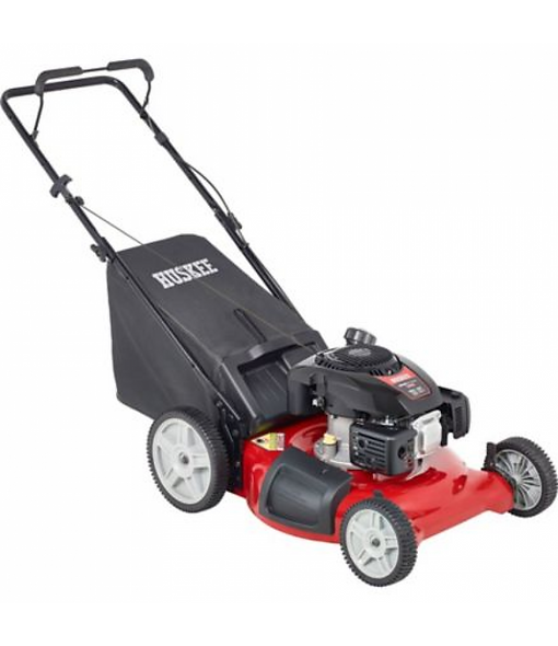 """Huskee 3 In 1 Lawn Mower 21"""" Cutting Deck"""