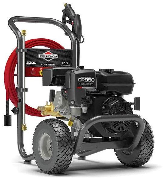 Briggs & Stratton 3400 Psi Gas Pressure Washer