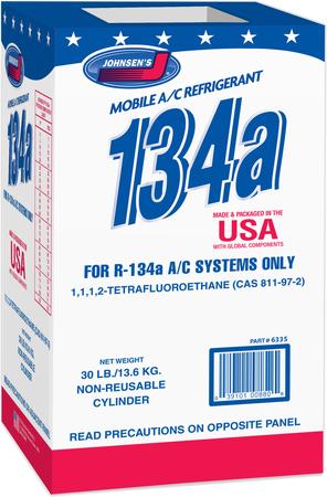 R134A AC Gas 30 Lb