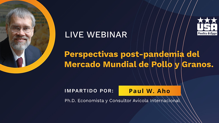Conferencia Magistral con Paul W. Aho