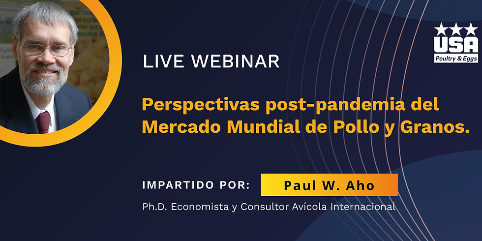 Conferencia Magistral con Paul W. Aho