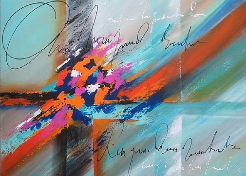 Galerie De Marischa Abstrait