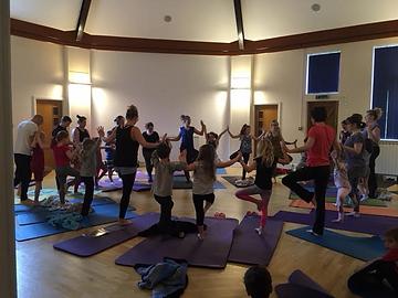 Childrens Yoga Louth