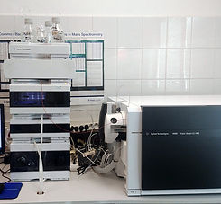 HPLC-MS/MS in the lab