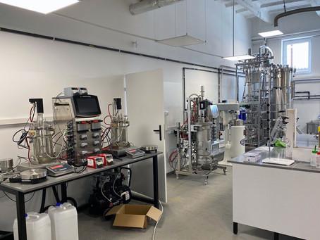 Making of... demo-biorefinery
