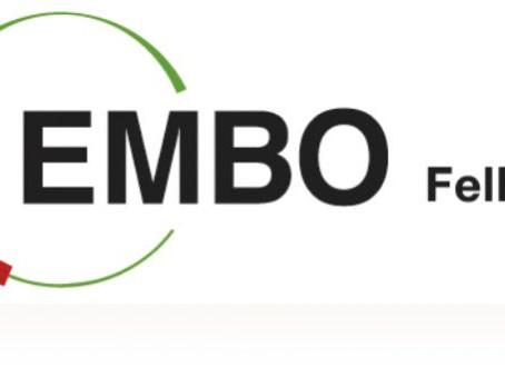 EMBO Scientific Exchange Grants for two scientists of JLBEC