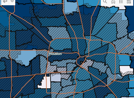 Harris County Zip Code COVID Tracker