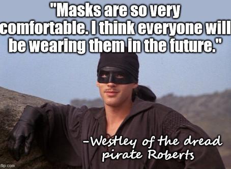 Texas Mandates Masks