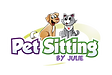 Pet Sitting By Julie Logo