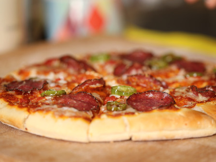 How a Pizza Helped Me Land My Dream Job