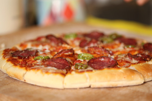 MOO DO PIZZA PARTY
