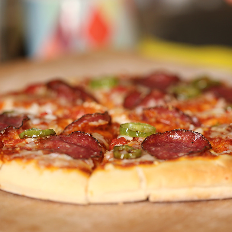Atelier PNJ : La pizza comme la Mama !