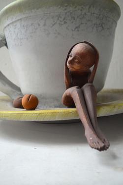 x tea cup girl