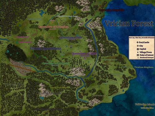 Update my map!