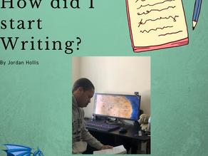 How I started Writing!