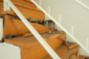Wooden stairs destroy by termite.jpg